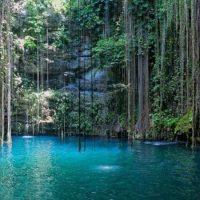 Cenote Ik Kil Yucatán