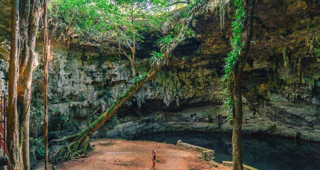 Segundo Cenote Suytun