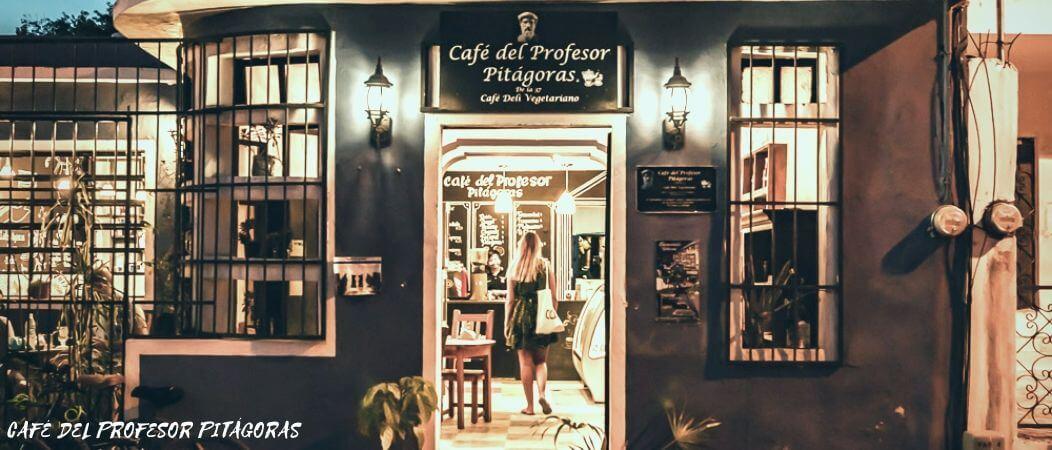 Café del Profesor Pitágoras