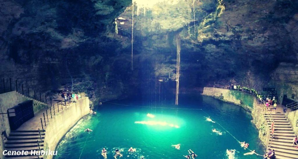 Cenote Hubiku Valladolid
