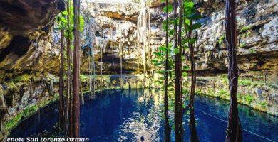 Cenote San Lorenzo Oxman