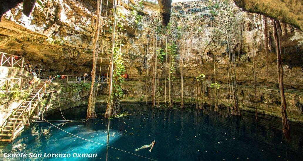 Cenote San Lorenzo