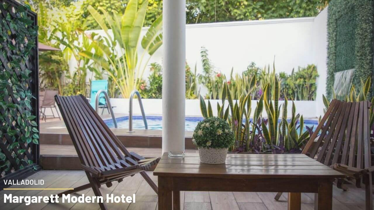 mejores hoteles baratos en Valladolid Yucatán