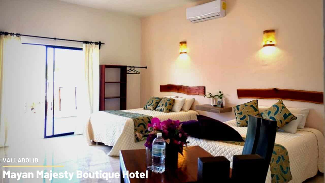 Mayan Majesty Boutique Hotel Valladolid