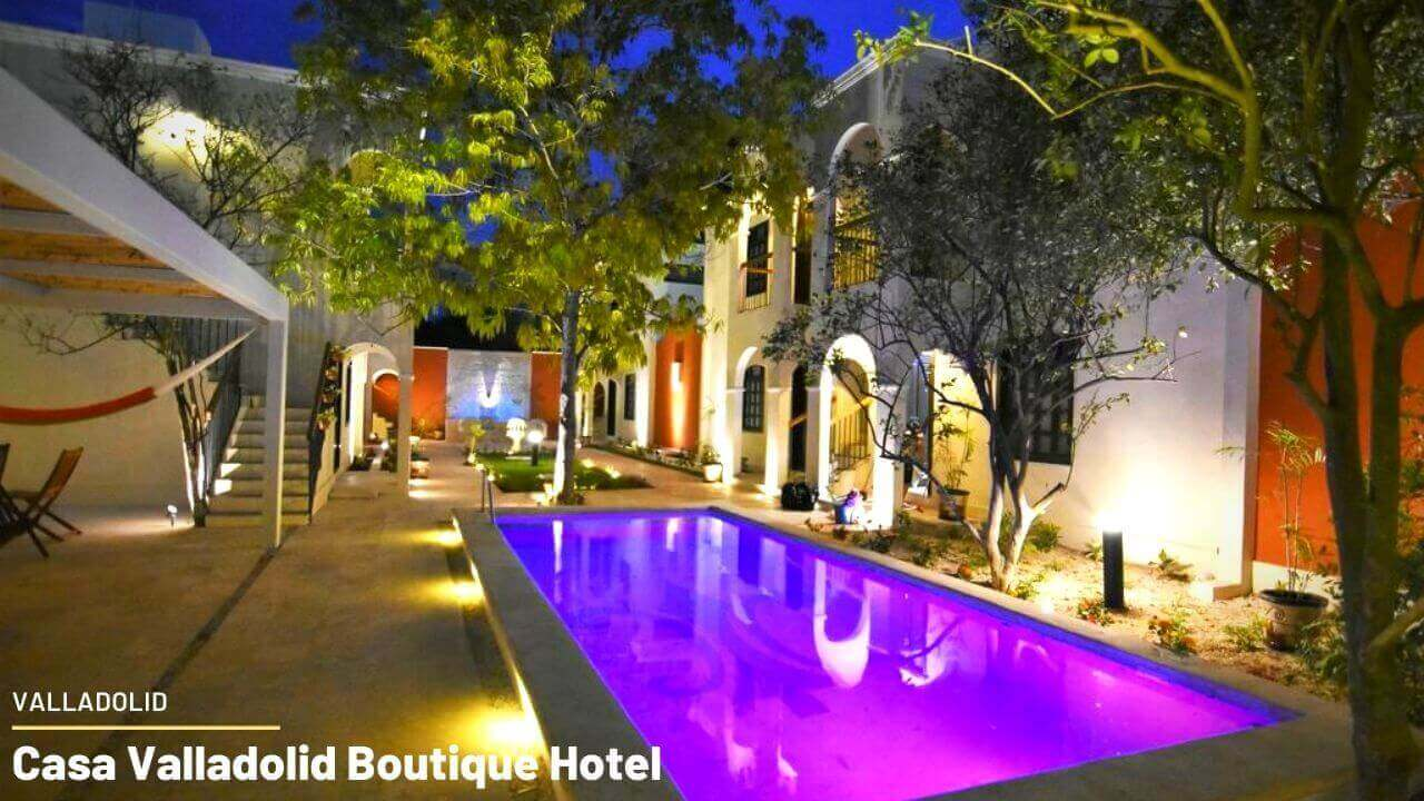 Casa Valladolid Boutique Hotel