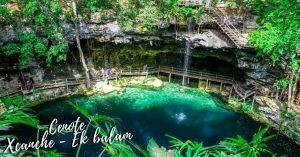 Cenote Ek Balam Xcanche