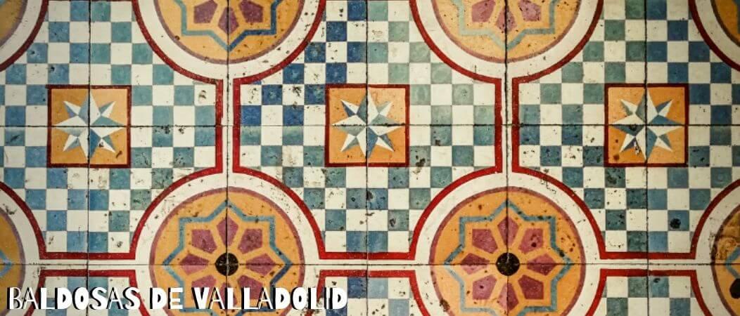 pisos de baldosas originales en Valladolid Yucatan