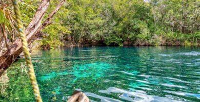 Cenote Carwash Tulum