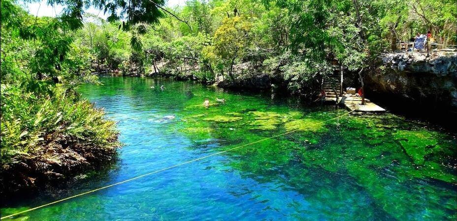 Cenote Jardín Del Edén Tulúm