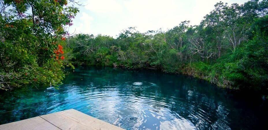Cenotes en Tulum México