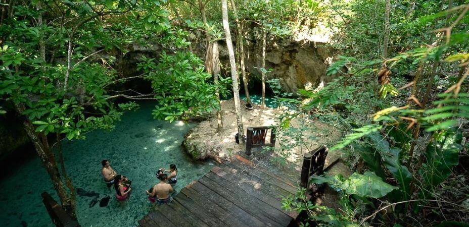 Gran Cenote Tulum México