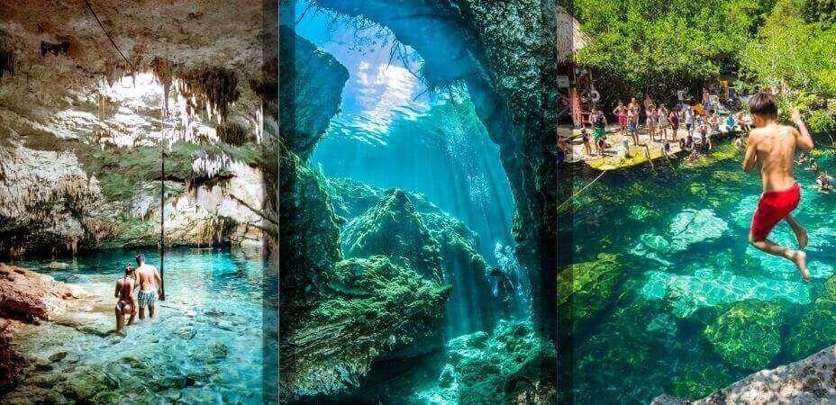Mejores Cenotes en Tulum México